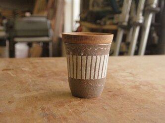 マグカップ / 木の蓋付き No.17の画像