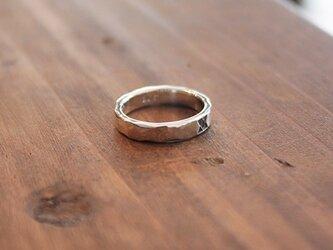針突(ハジチ)指輪イチチブシ(五つ星) rr-66の画像