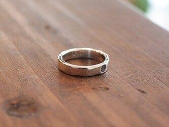 針突(ハジチ)指輪アマン rr-67の画像
