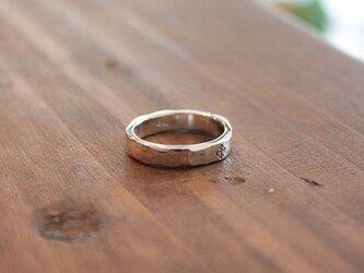 針突(ハジチ)指輪タカゼン(高善) rr-69の画像