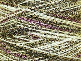 ブークレ・ウール糸 ミックスカラー 157 gの画像