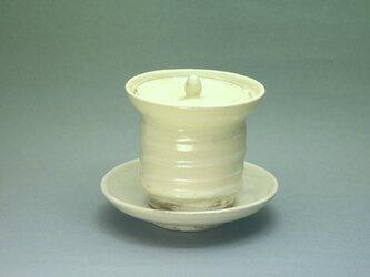 粉引茶碗蒸し碗の画像