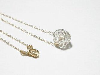 【再販】シルバーモチーフのネックレスの画像
