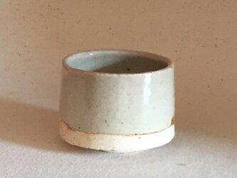 T005 灰釉酒杯の画像
