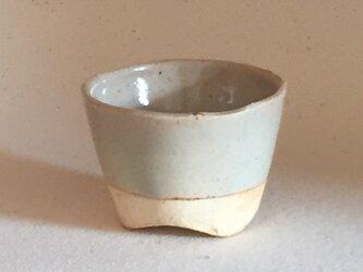 T010 灰釉酒杯の画像