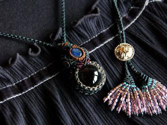 kyanite × crystal sphere / parfumの画像