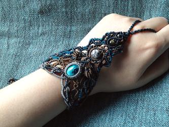 panja bracelet / chrysocollaの画像