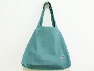キリピのさんかくバッグ/ライトブルーの画像
