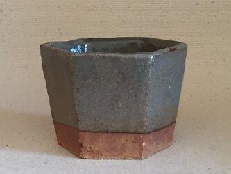T014 灰釉酒杯の画像