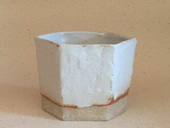 T015 白萩釉酒杯の画像