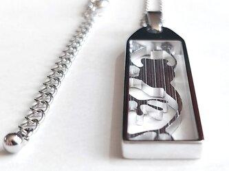 【カエルアクセサリー】ネックレスやチャームに / プレゼントにもの画像