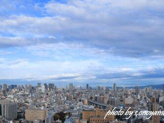 市街風景の画像