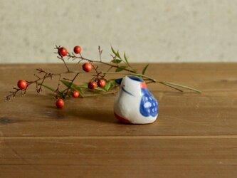 【暦鳥・冬】キツツキの画像