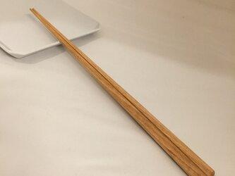 短い菜箸 YAMAZAKURA 8の画像