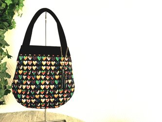 Marble Heart  From60 x LIBERTY BAG TypeYの画像