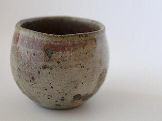 No.11-nhy 野灰粉引窯変ミニカップ(再出品)の画像