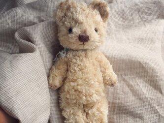 ムギュッと抱きしめたいクマ。の画像