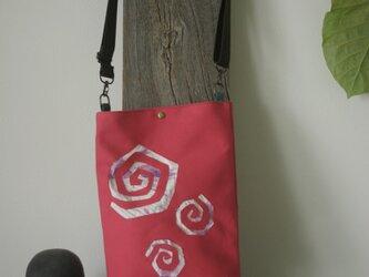 SALE アフタヌーンバッグ うずまき の画像