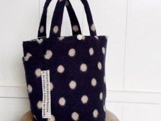 お散歩wool bagの画像