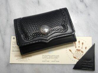 リザードコインケース(ミニウォレット)~lizard coin case~の画像