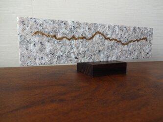 アルプスの稜線の画像