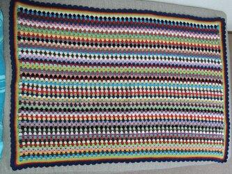 古林様オーダー品「レトロなマルチカバー」2枚セットの画像