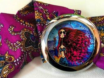 ペニーの時計【Mermaid Penny(マーメイドペニー)】の画像