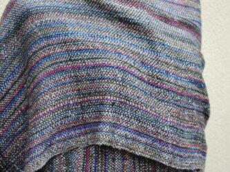 手織シルクストールXの画像