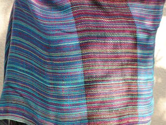 手織シルクストールYの画像