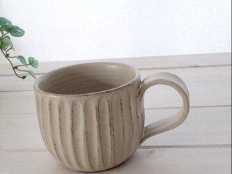 no.151しのぎマグカップの画像