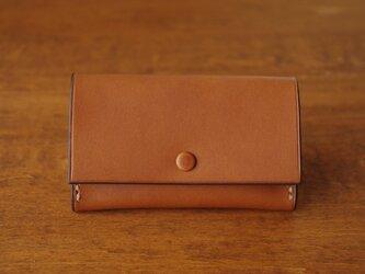 【受注生産】Business Card Case/brownの画像