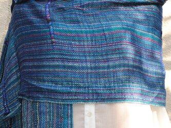 手織シルクストールZの画像