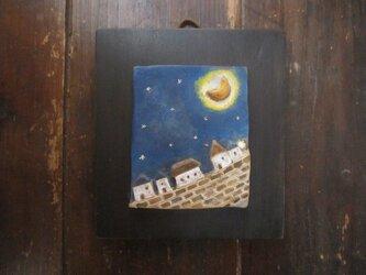 再再販:月と街の画像
