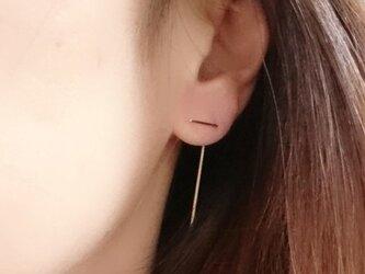 【K14GF】Rod type pierceの画像
