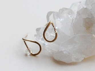 【K14GF】Little drops pierceの画像