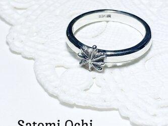 snow crystal Ring2の画像
