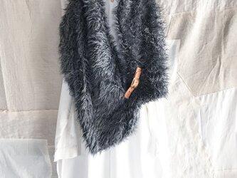 amagumo 2 stole (Twist fur)の画像
