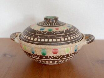 モヨウ土鍋の画像