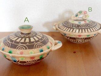 モヨウ小鍋の画像