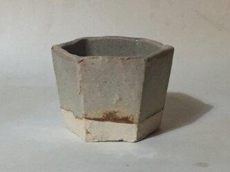 T016 灰釉酒杯の画像