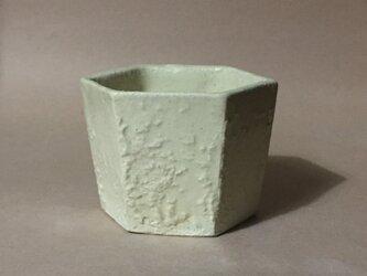 T017 灰釉酒杯の画像