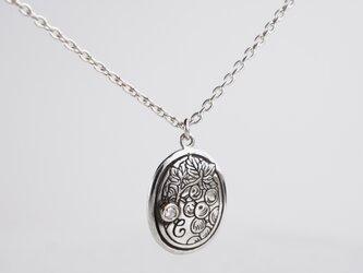 [C] Initial pendant  [P041SV]の画像