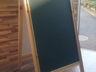 A型看板の画像