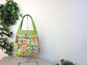 [販売済] Elodie Bea GREEN  From60 x LIBERTY BAG TypeYの画像