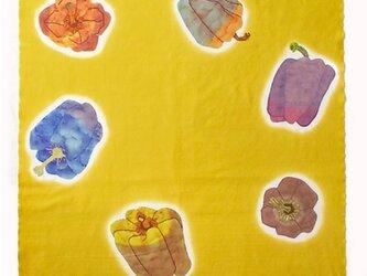 風呂敷(多用途布) パプリカの画像