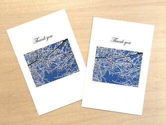 雪の朝の39cardの画像
