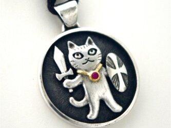 お守り猫 ペンダント PⅢの画像