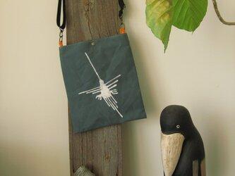 アフタヌーンバッグ ハチドリの画像
