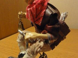 バランス人形 ヤジロベー 02の画像