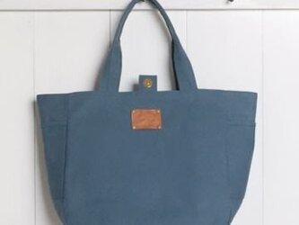 パラフィン加工帆布bagの画像
